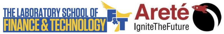 Arete Lab School logo